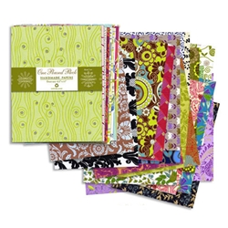 One-Pound Handmade Paper Pack