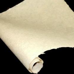 Nepalese Lokta Paper - HEAVY NATURAL