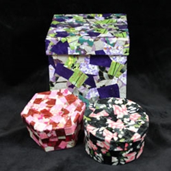 CHIYOGAMI BOXES