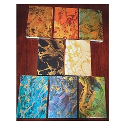 Marbled Momi Journals