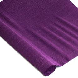 Italian Crepe Paper 180 Gsm Plum Purple