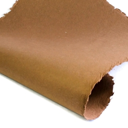 Indian Cotton Paper - Solid - COCOA