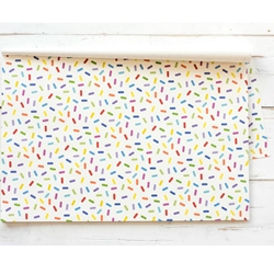 Paper Placemats - SPRINKLES