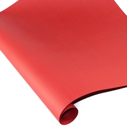 Linen Washi Paper - RED