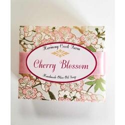 Handmade Cherry Blossom Soap
