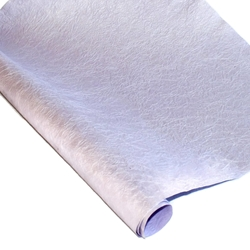Indian Cotton Rag Paper - Crinkle - LILAC