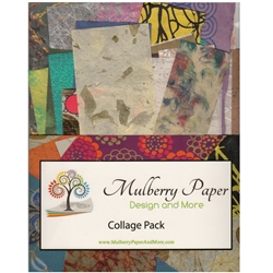 Assorted Paper Collage Pack (20-pieces)