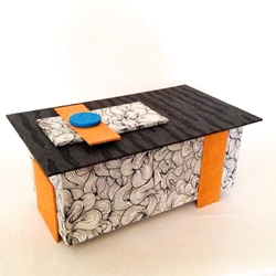 Lokta Decorative Box