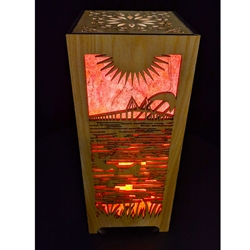 lasercut lamps