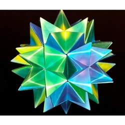 ORIGAMI POLYHEDRONS