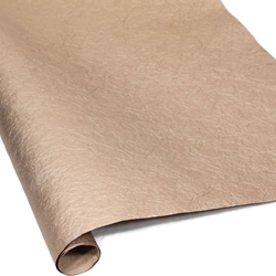 Indian Cotton Rag Paper - Crinkle - ROSE GOLD
