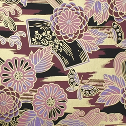 Japanese Chiyogami Yuzen Paper - PERSEVERANCE