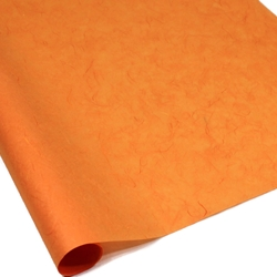 Thai Unryu/Mulberry Paper - ORANGE POP
