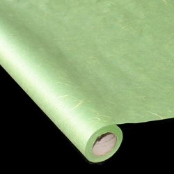 Korean Unryu Paper Roll - SAGE GREEN