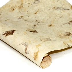 "Amate Bark Paper - Solid Pattern - MARBLED - 47"" x 95"""