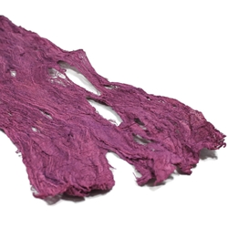 Raw Mulberry Paper - PURPLE