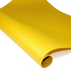 Smooth Mulberry Paper - MUSTARD